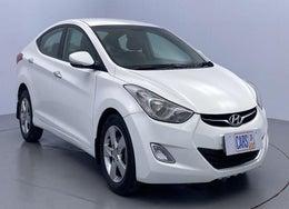 2013 Hyundai New Elantra