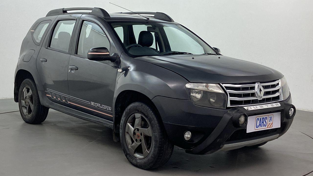 2016 Renault Duster RXL 85PS EXPLORE