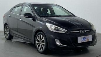 2014 Hyundai Verna FLUIDIC 1.6 SX CRDI OPT