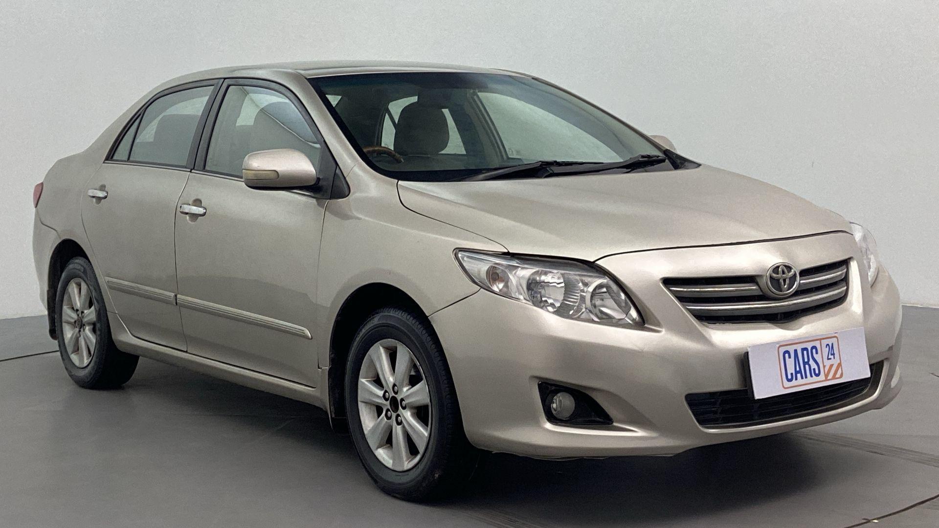 2010 Toyota Corolla Altis VL AT