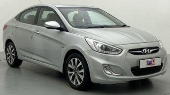 2013 Hyundai Verna FLUIDIC 1.6 SX CRDI OPT