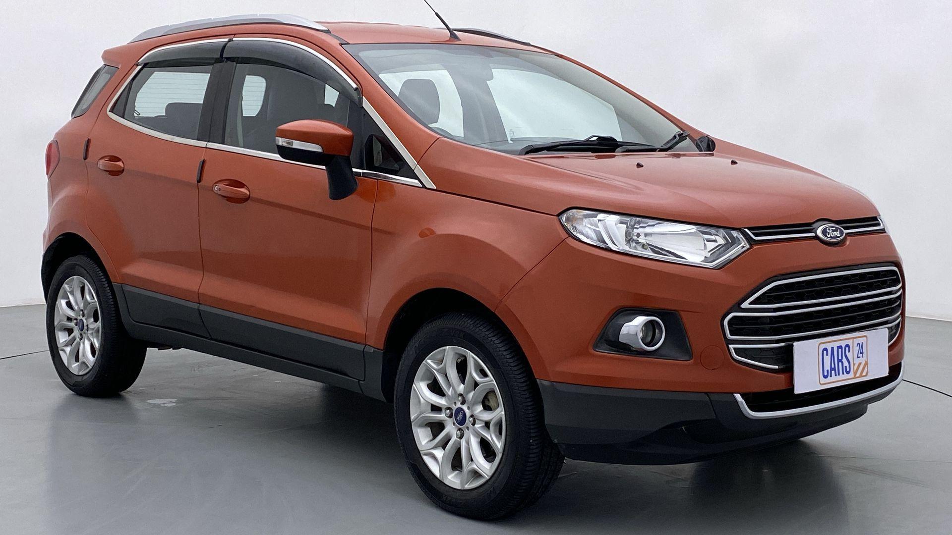 2014 Ford Ecosport 1.5 TITANIUMTDCI OPT