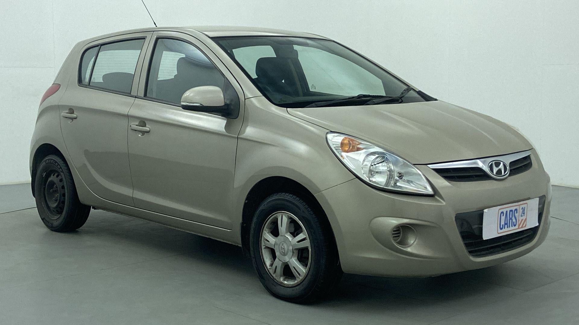 2011 Hyundai i20 SPORTZ O 1.4 CRDI