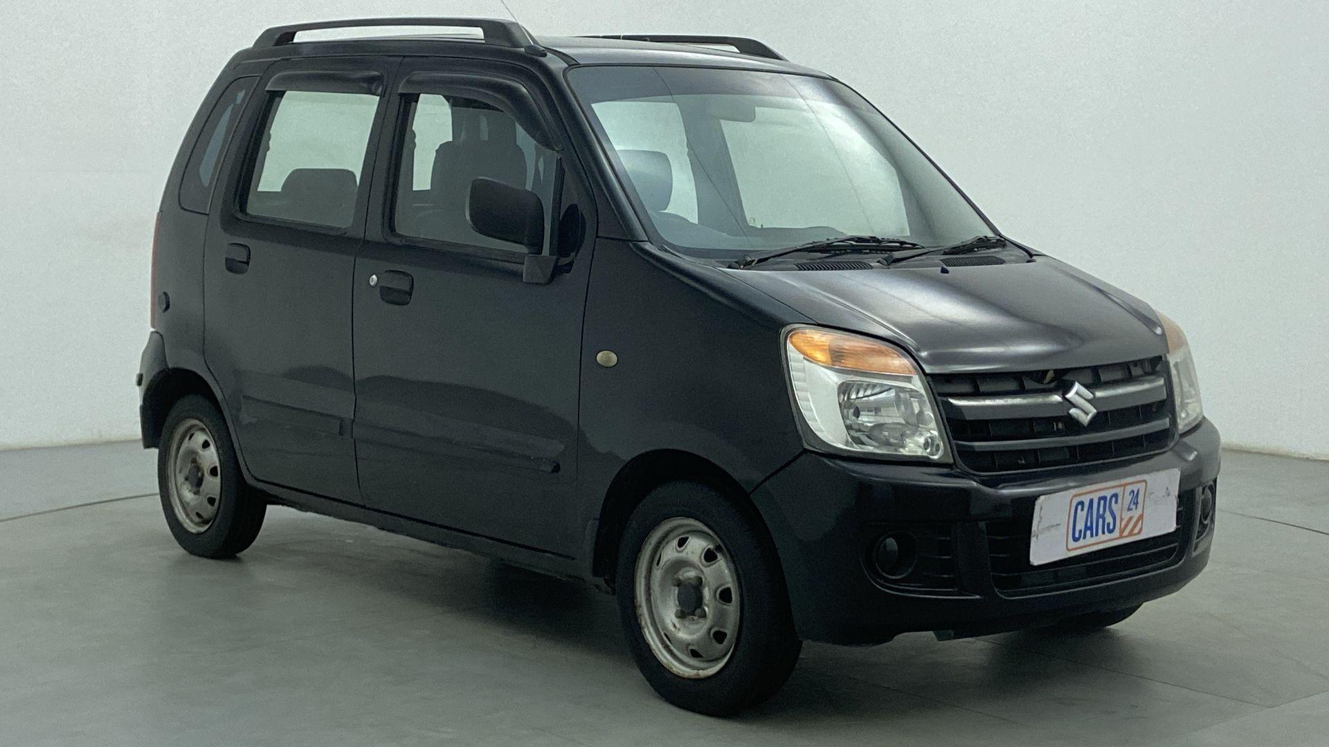 2009 Maruti Wagon R Duo LXI LPG