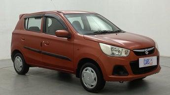 2015 Maruti Alto K10 VXI AMT