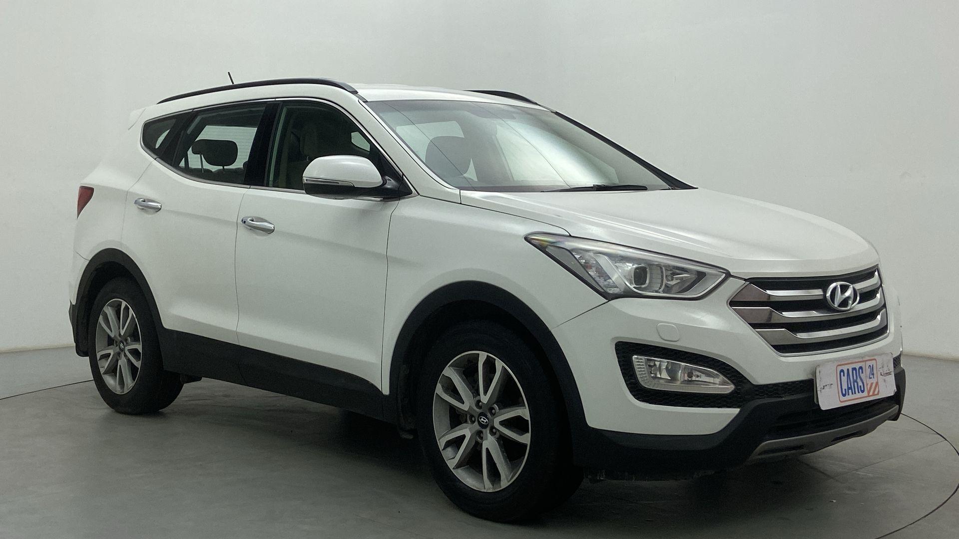 2015 Hyundai Santa Fe 4WD AT