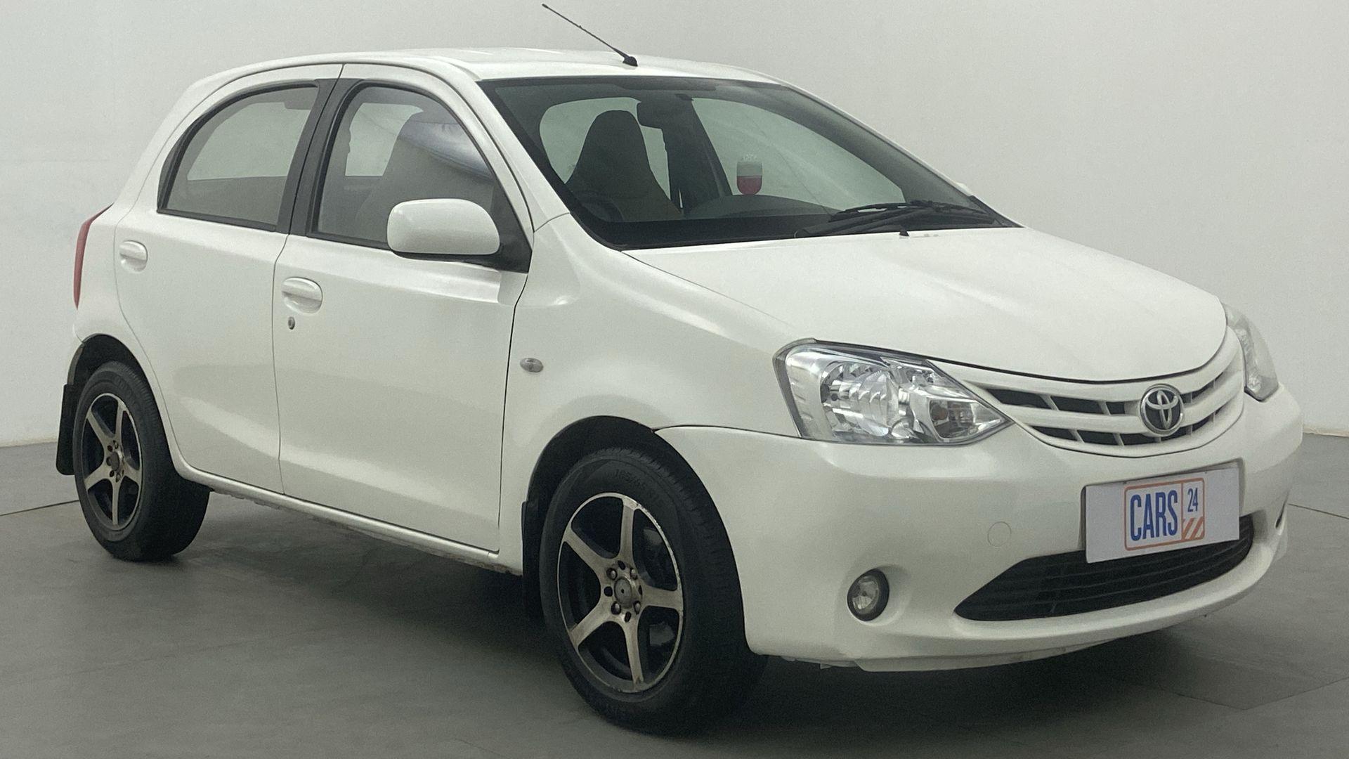 2011 Toyota Etios Liva D 4D GD