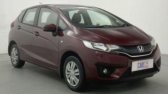 2018 Honda Jazz 1.2 SV MT