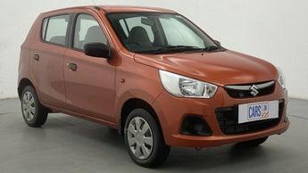2015 Maruti Alto K10 VXI