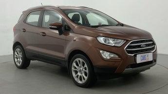 2018 Ford Ecosport 1.5 TDCI TITANIUM PLUS