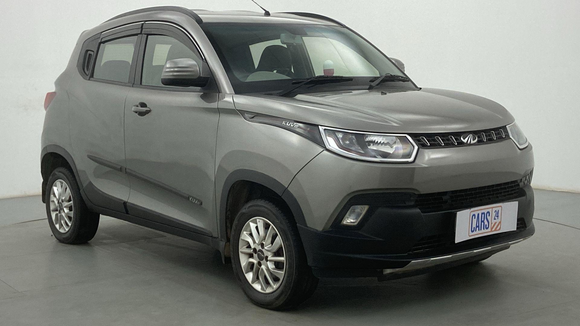 2017 Mahindra Kuv100 K6 D 6 STR
