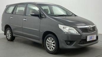 2012 Toyota Innova 2.5 VX 8 STR BS IV