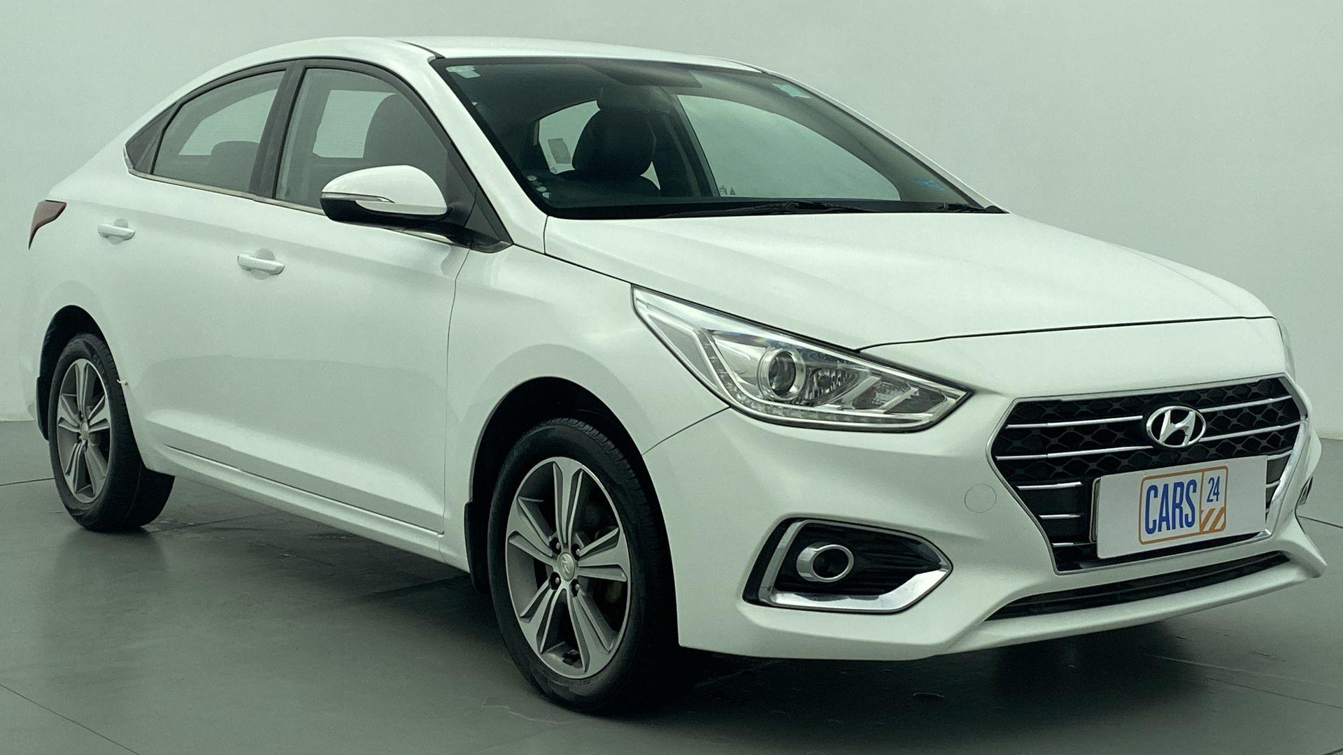 2017 Hyundai Verna 1.6 SX VTVT