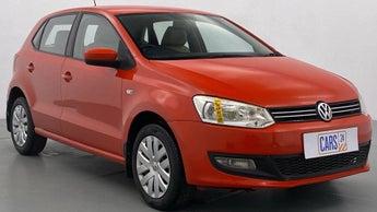2013 Volkswagen Polo COMFORTLINE 1.2L PETROL
