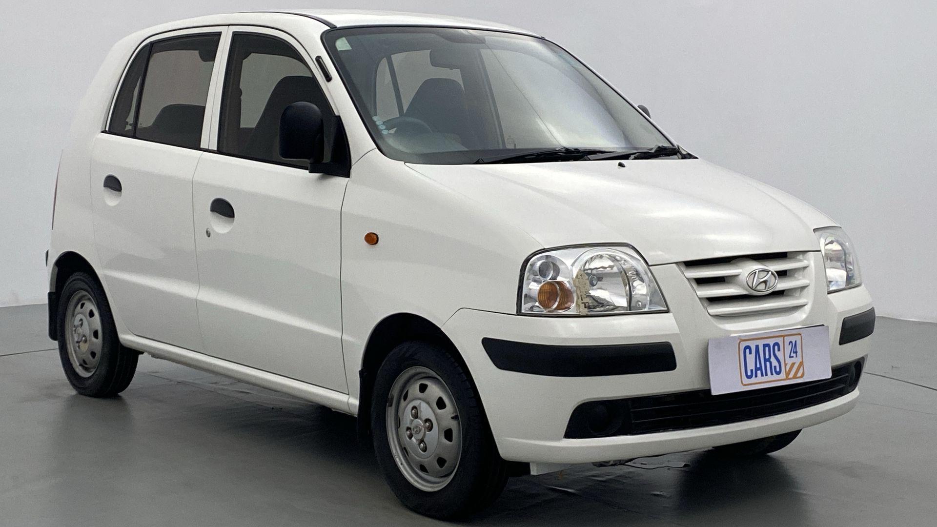 2012 Hyundai Santro Xing GL PLUS