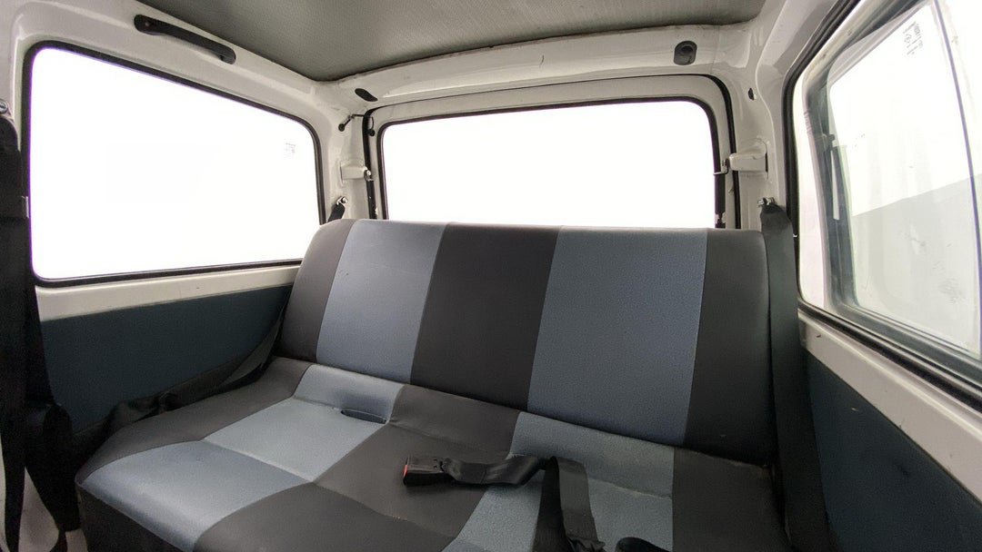 THIRD SEAT ROW (ONLY IF APPLICABLE - eg. SUVs)