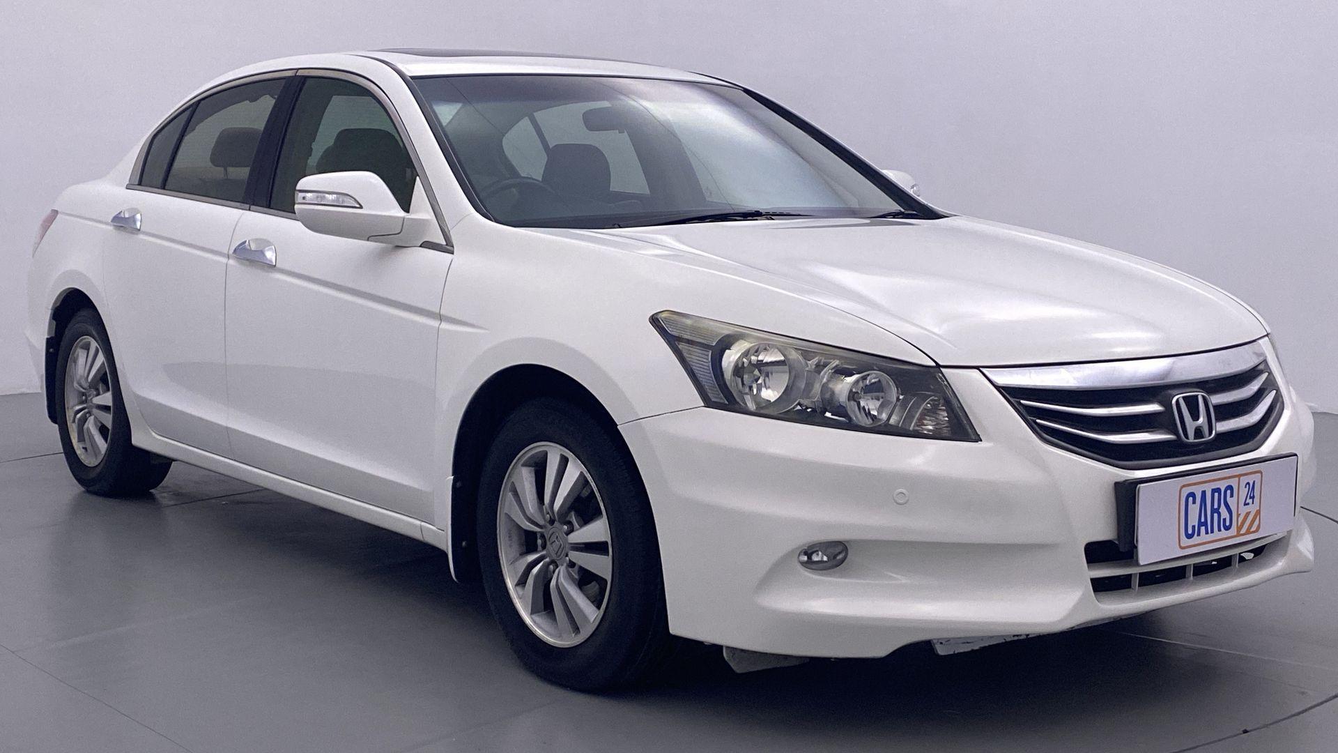 2011 Honda Accord 2.4 MT