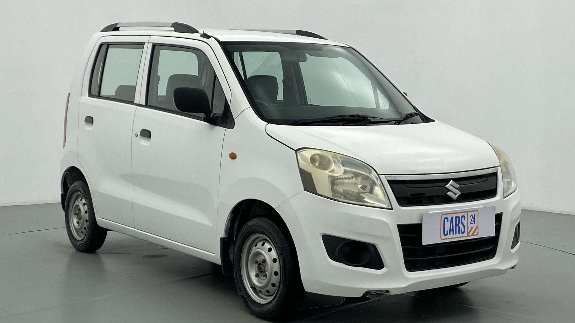2013 Maruti Wagon R 1.0 LXI