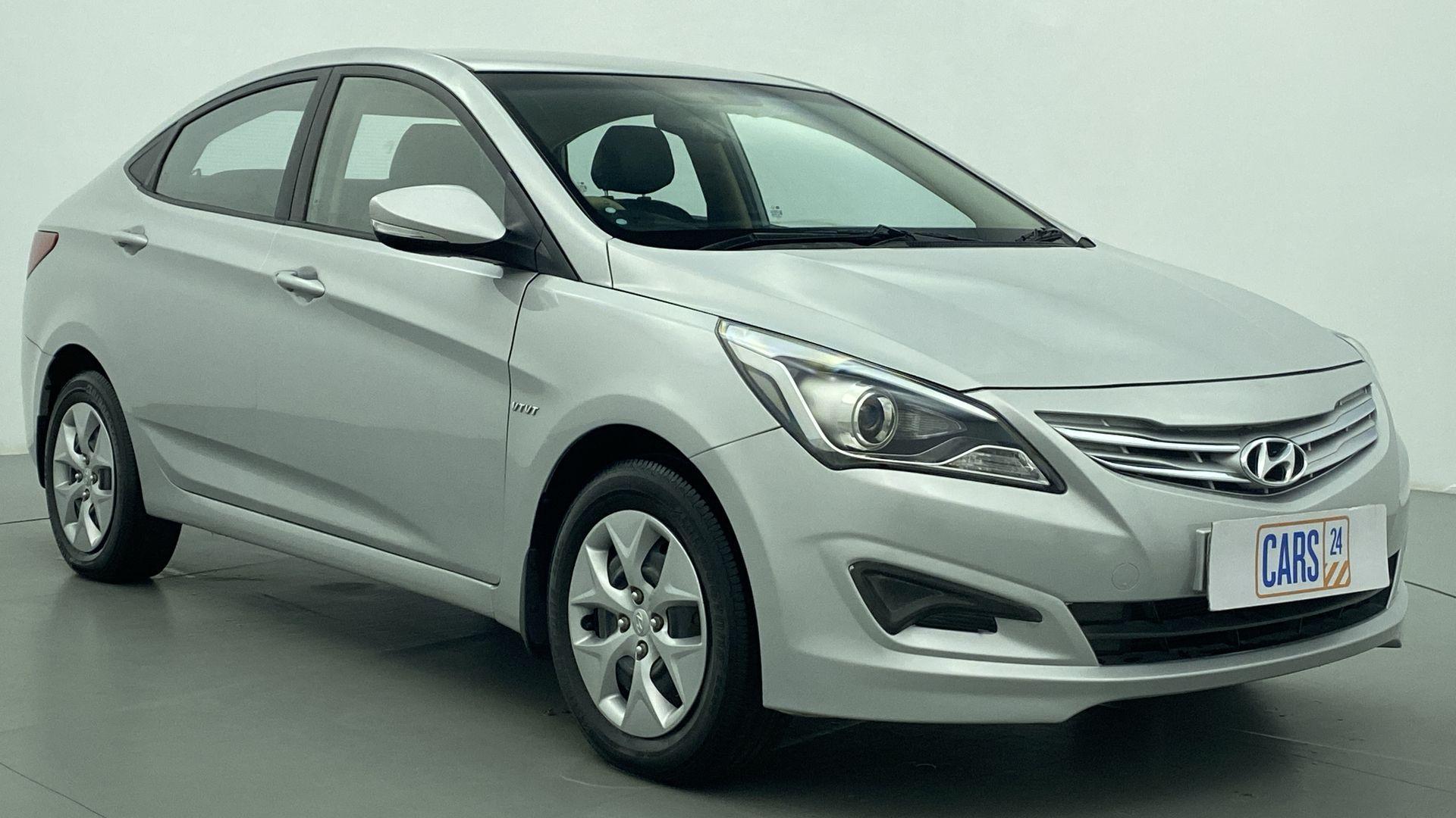 2016 Hyundai Verna FLUIDIC 1.6 VTVT S