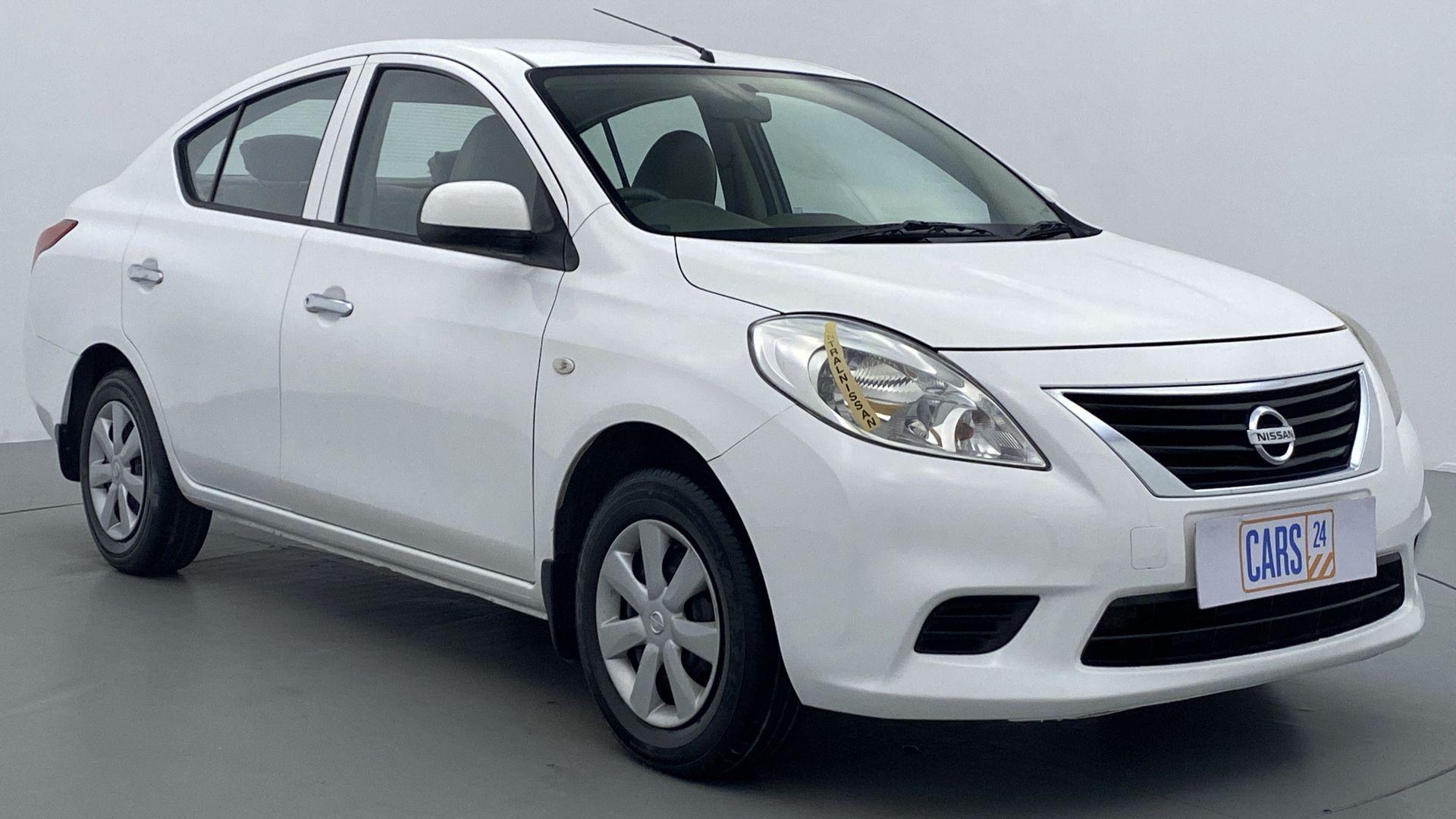 2012 Nissan Sunny XL PETROL