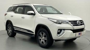 2017 Toyota Fortuner 2.8 4x2 MT