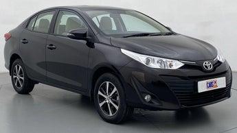 2020 Toyota YARIS G MT