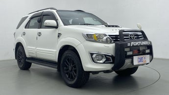 2012 Toyota Fortuner 3.0 MT 4X4