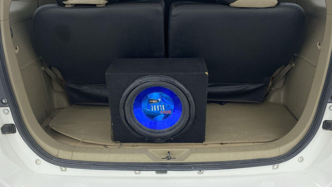 BOOT INSIDE VIEW
