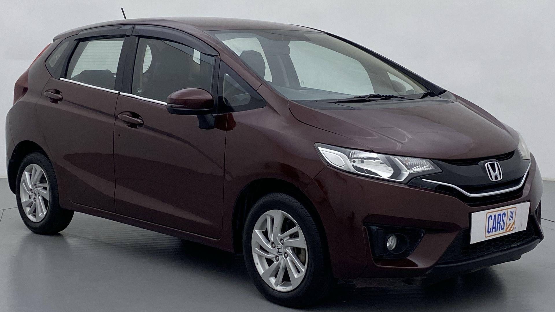 2015 Honda Jazz 1.2 V MT