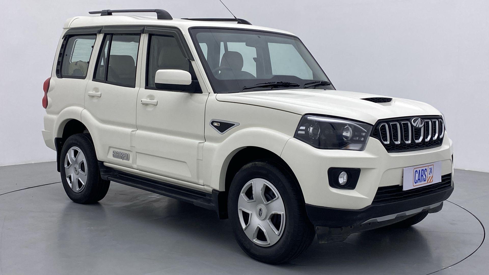 2018 Mahindra Scorpio S7 140 BHP 2WD