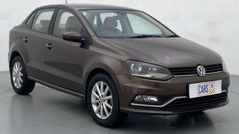 2017 Volkswagen Ameo HIGHLINE PLUS 1.5