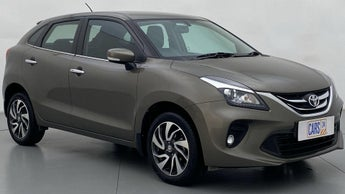 2019 Toyota Glanza V MT PETROL