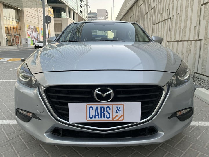 Mazda 3-FRONT VIEW