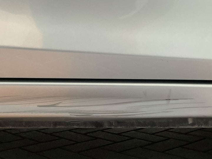 Mazda 3-Right Rocker Panel Dent(s) W/ Paint Dmg (3 to 6 inches)