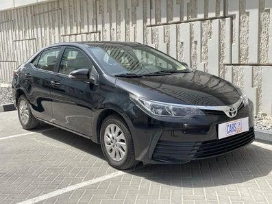 2018 Toyota Corolla 2.0 SE