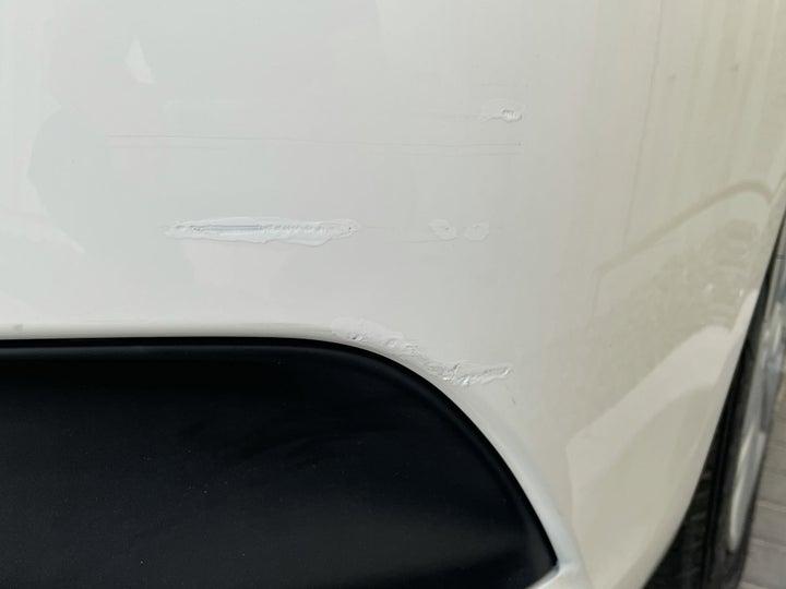 Nissan Sunny-Front Left Bumper/Cover Dent(s) W/No Paint Dmg (PDR 10 dents)