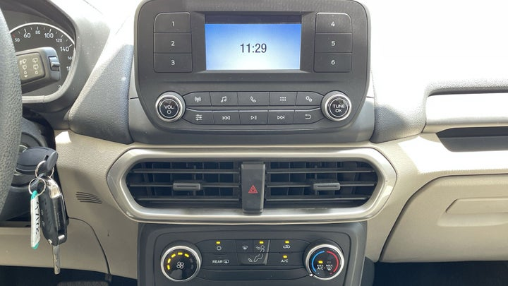 Ford Ecosport-CENTER CONSOLE