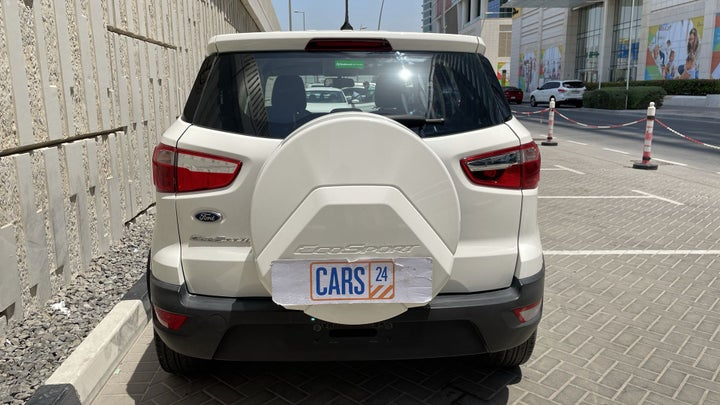 Ford Ecosport-BACK / REAR VIEW