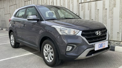 2019 Hyundai Creta GL