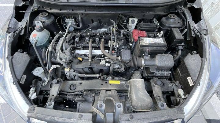 Nissan Kicks-OPEN BONNET (ENGINE) VIEW