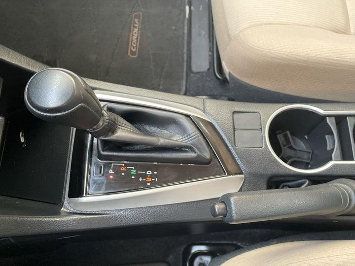 Toyota Corolla-GEAR LEVER