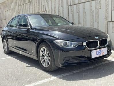 2014 BMW 3 Series BASE