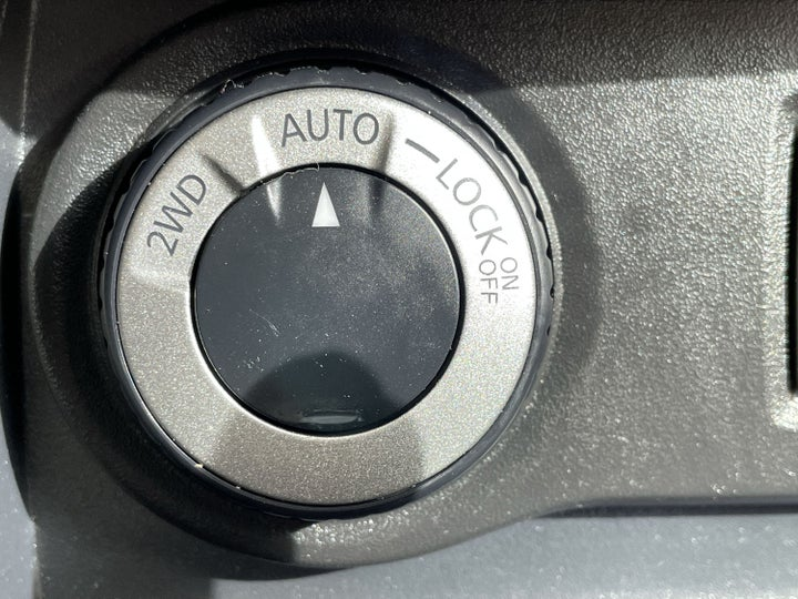 Renault Duster-DRIVE MODE