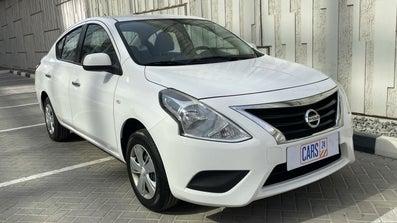 2018 Nissan Sunny SV