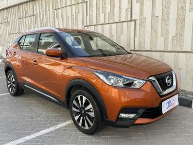 2019 Nissan Kicks SV + Navigation