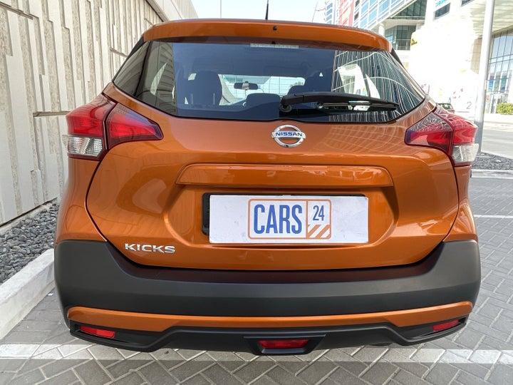 Nissan Kicks-BACK / REAR VIEW