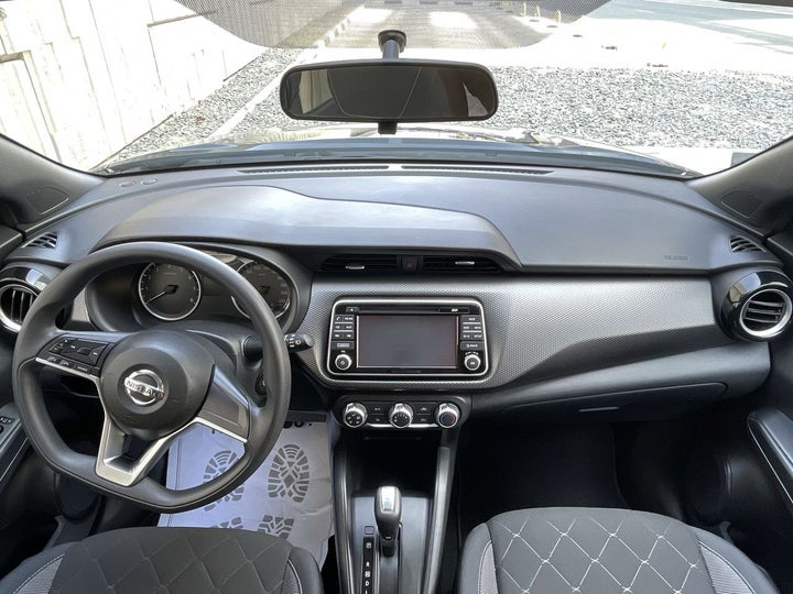 Nissan Kicks-DASHBOARD VIEW