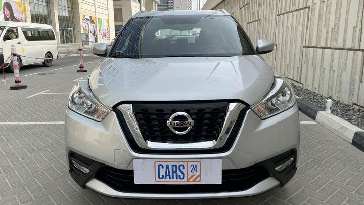 Nissan Kicks-FRONT VIEW