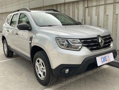 2019 Renault Duster PE