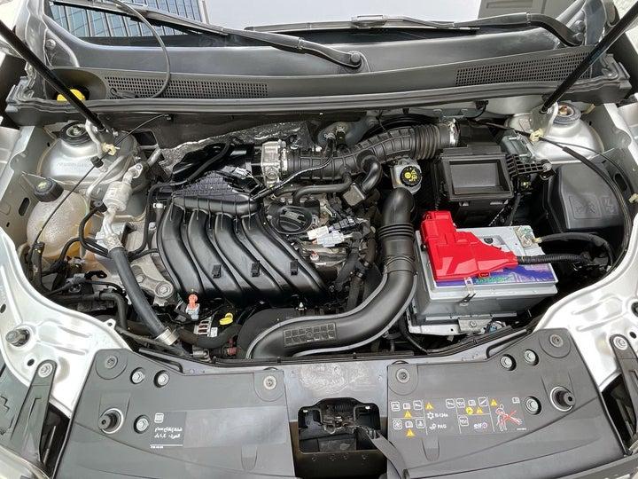 Renault Duster-OPEN BONNET (ENGINE) VIEW